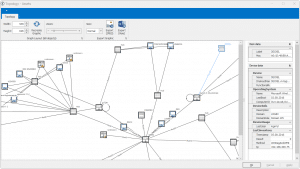 LOGINventory Network topology