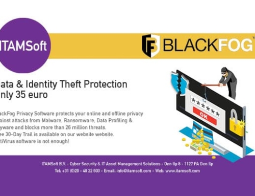 Data & Identity Theft Protection – Only for 35 Euro